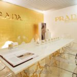 TFWE - Tax Free World Exhibition - Cannes - Palais des Festivals - Prada
