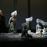 Pelléas et Mélisande • Opéra de Nice 10-2005 • Marcel VANAUD & Nathalie MANFRINO